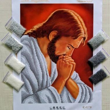N-0279 Молитва Ісуса. Набір з бісером
