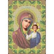 R-0017 Казанська ікона Божої Матері А3 (дубове листя)
