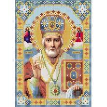 R-0024 Святий Миколай Чудотворець А5 (варіант 2)