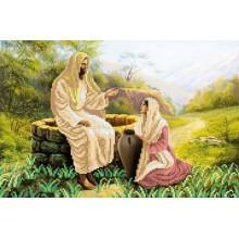 R-0030 Ісус і самаритянка