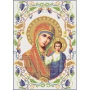 R-0065 Казанська ікона Божої Матері А4 (виноград)