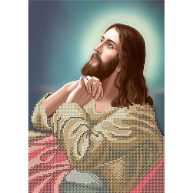 R-0070 Ісус на оливковій горі А4