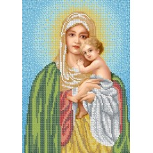 R-0093 Марія з Ісусом А4
