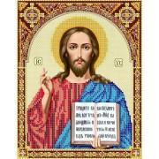R-0140 Господь Вседержитель (19х24 см)