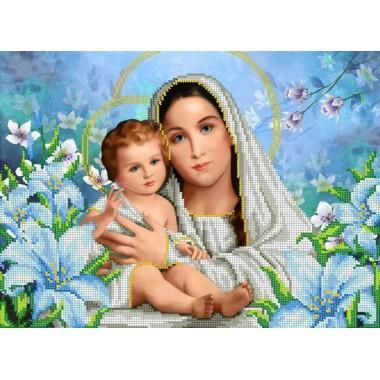 R-0141 Діва Марія та Ісус (варіант 2) А3