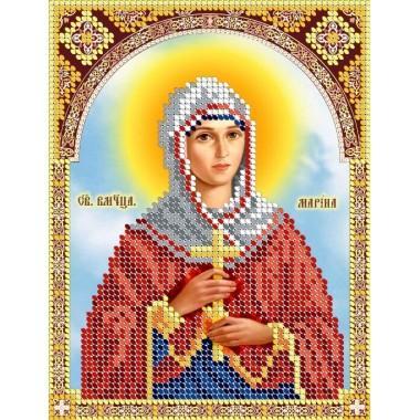 R-0145 Свята мучениця Марина (13х17 см)