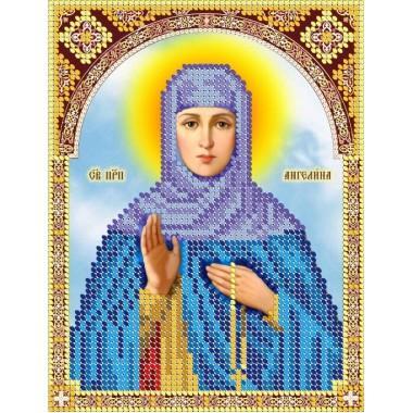 R-0152 Свята Ангеліна Сербська (13х17 см)