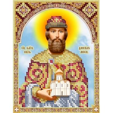 R-0153 Святий Данило Московський (13х17 см)
