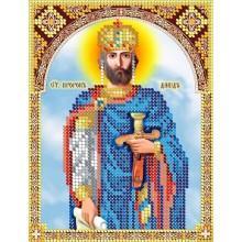 R-0154 Святий цар Давид (13х17 см)
