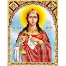 R-0155 Свята великомучениця Варвара (13х17 см)