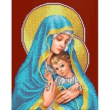 R-0164 Діва Марія та Ісус А4