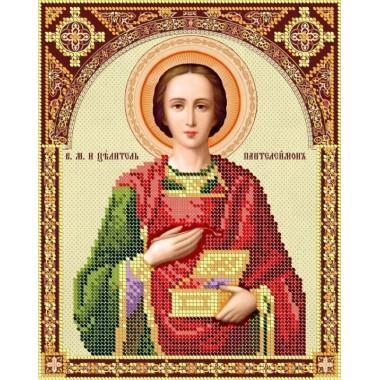 R-0179 Святий Пантелеймон цілитель А4