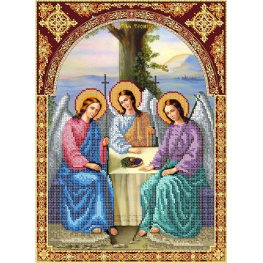 R-0184 Трійця Старозавітна А3