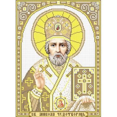 R-0215 Святий Миколай (золото) А3