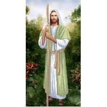 R-0253 Ісус в лісі (оливковий)