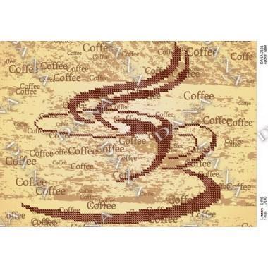 """Схема для вишивки бісером """"Аромат кави"""""""