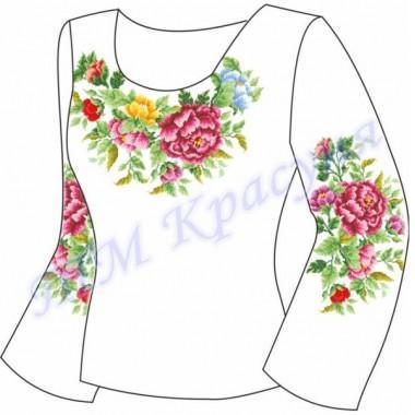 """Заготовка для жіночої блузки """"Подих літа"""""""