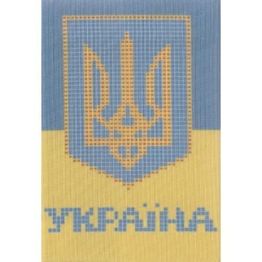 "Заготовка обкладинки на паспорт ""Україна"""