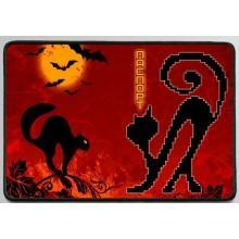 "Заготовка обкладинки на паспорт ""Halloween"""