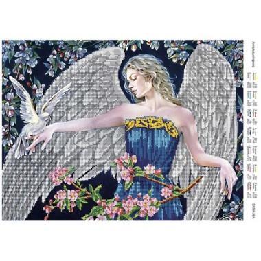 """Схема для вишивки бісером """"Ангельські крила"""""""