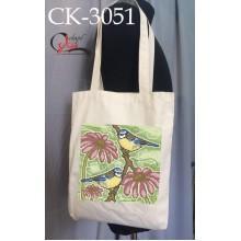 """Еко-сумка під вишивку """"Натхнення від природи"""""""
