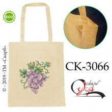 """Еко-сумка під вишивку """"Фіолетовий виноград"""""""