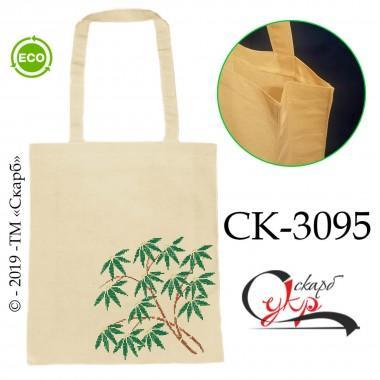 """Еко-сумка під вишивку """"Незвичайне дерево"""""""