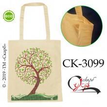 """Еко-сумка під вишивку """"Зелене дерево кохання"""""""
