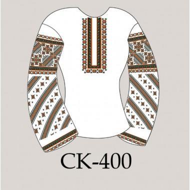 """Заготовка жіночої блузки під вишивку """"Старовинний орнамент"""""""
